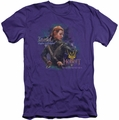 The Hobbit slim-fit t-shirt Daughter mens purple