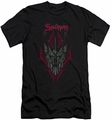 The Hobbit slim-fit t-shirt Evils Helm mens black