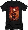 The Hobbit slim-fit t-shirt Fates mens black