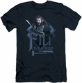 The Hobbit slim-fit t-shirt Fili mens navy