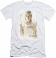 The Hobbit slim-fit t-shirt Galadriel mens white
