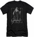 The Hobbit slim-fit t-shirt Gandalf Stare mens black
