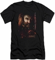 The Hobbit slim-fit t-shirt Gloin Poster mens black