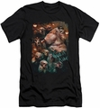 The Hobbit slim-fit t-shirt Goblin King mens black