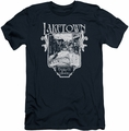 The Hobbit slim-fit t-shirt Laketown Simple mens navy