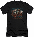 The Hobbit slim-fit t-shirt Misty Goblins mens black