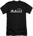 The Hobbit slim-fit t-shirt Orc Company mens black