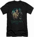 The Hobbit slim-fit t-shirt Protector mens black
