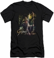 The Hobbit slim-fit t-shirt Sword And Staff mens black