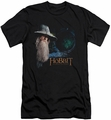 The Hobbit slim-fit t-shirt The Door mens black