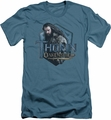 The Hobbit slim-fit t-shirt Thorin mens slate