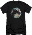 The Hobbit slim-fit t-shirt We're Fighers mens black