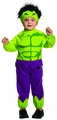 The Hulk Avengers Toddler costume