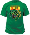 The Incredible Hulk Smash! Adult t-shirt pre-order