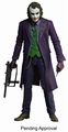 The Joker 1/4 scale figure The Dark Knight