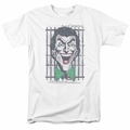 The Joker t-shirt Criminal mens white