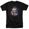 The Joker t-shirt Doll Heads mens black