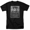 The Joker t-shirt Inmate mens black