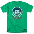 The Joker t-shirt Joke Target mens kelly green