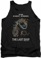 The Last Ship tank top Mask mens black