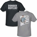 The Office t-shirts