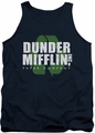 The Office tank top Recycle Mifflin mens navy