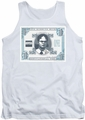 The Office tank top Schrute Buck mens white