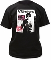 The Vibrators baby baby adult tee black t-shirt pre-order
