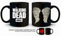 The Walking Dead Daryl Wings Heat-Change Coffee Mug pre-order