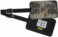 The Walking Dead Don't Open Dead Inside Luggage Tag pre-order