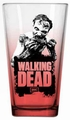 The Walking Dead Red Zombie Pint Glass