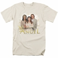 Touched By An Angel t-shirt An Angel mens cream