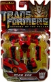 Transformers Scout Class Dead End action figure