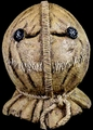 Trick r Treat SAM Burlap Full Head Mask