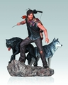 Walking Dead Tv Daryl & The Wolves 1/8 Statue pre-order
