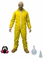 Walter White Yellow Hazmat action figure Breaking Bad