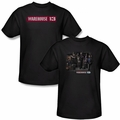 Warehouse 13 t-shirts
