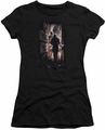 Watchmen juniors t-shirt Alley black