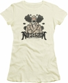 Watchmen juniors t-shirt Ink Blot cream