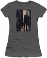 Watchmen juniors t-shirt Light charcoal