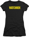 Watchmen juniors t-shirt Logo black
