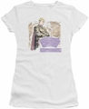 Watchmen juniors t-shirt Ozymandias white