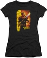 Watchmen juniors t-shirt Smoke Em black