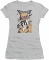 Watchmen juniors t-shirt Splatter silver