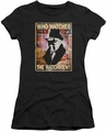 Watchmen juniors t-shirt Who Watches black