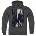 Watchmen pull-over hoodie Light adult charcoal