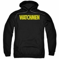 Watchmen pull-over hoodie Logo adult black