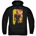 Watchmen pull-over hoodie Smoke Em adult black