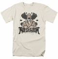 Watchmen t-shirt Ink Blot mens cream