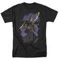 Watchmen t-shirt Rorschach Night mens black